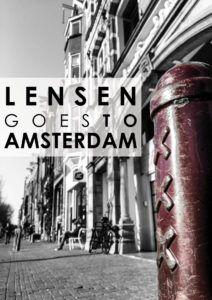 Lensen Goes to Amsterdam
