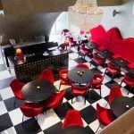 Referentie interieur Grand Café Carré Amsterdam