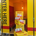 Referetie Lensen Projectinrichters van DHL Maastricht pop-up meetingspace