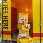 Referetie Lensen Projectinrichters van DHL Maastricht pop-up meetingspace